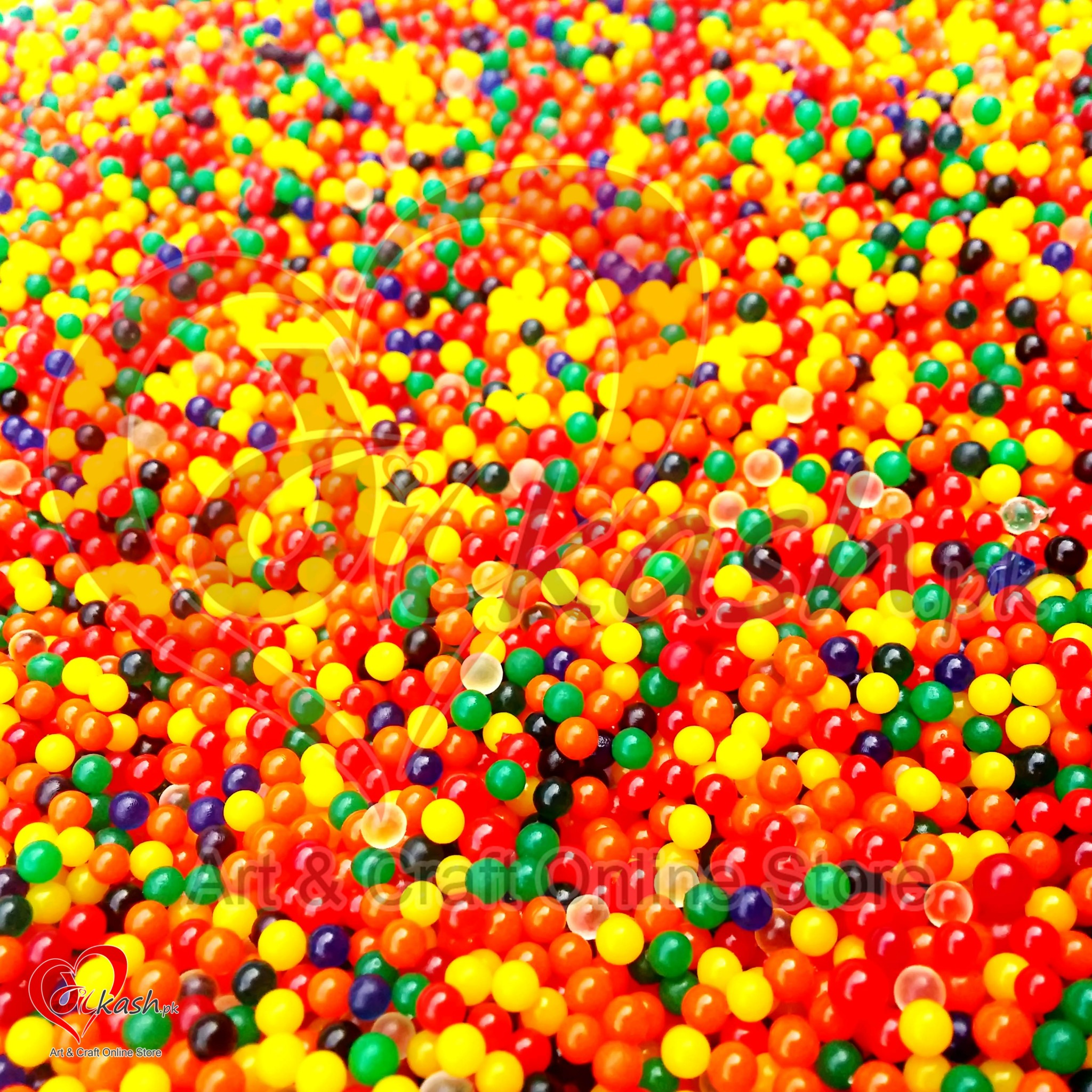 Orbeez water soaping balls art craft online store for Art craft online store